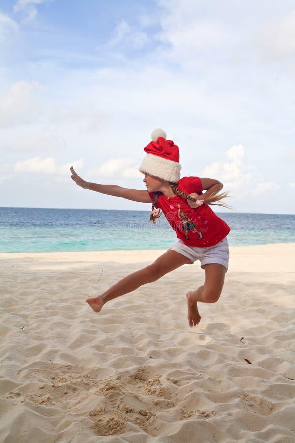 Kungfu - Kerstman royalty-vrije stock fotografie