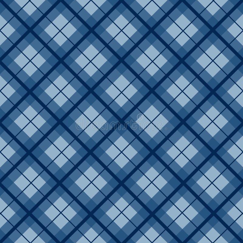 Kunglig marinblå vektor för bakgrund för jultartantappning royaltyfri illustrationer