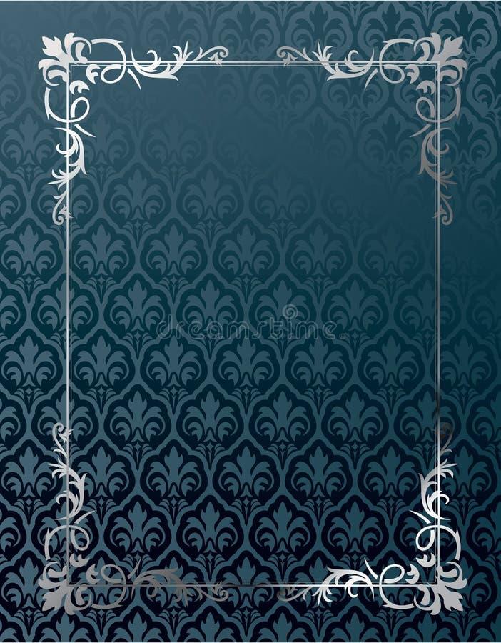 Kunglig tappningräkning royaltyfri illustrationer