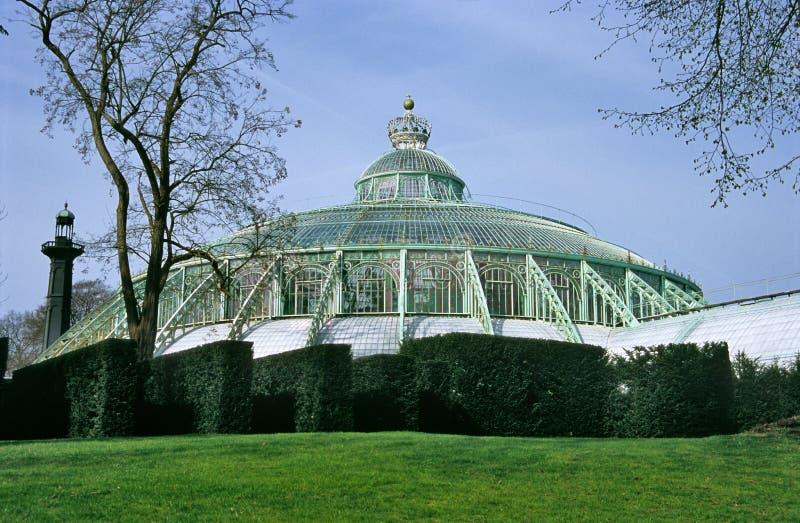 kungliga botanisk trädgård arkivbilder