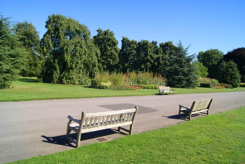 Kungliga botaniska trädgårdar, Kew, London, UK royaltyfria bilder