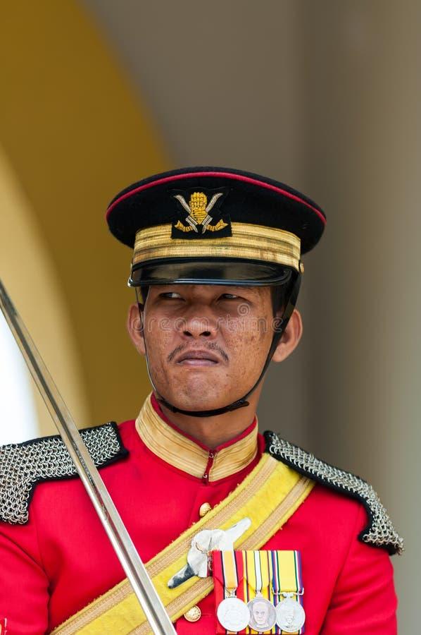 Kungliga vakter royaltyfri bild