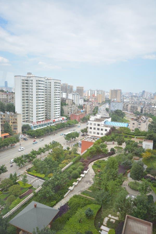 Kunming céntrico, fotos de archivo