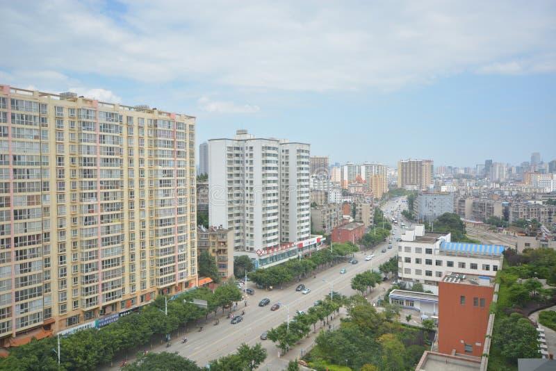 Kunming céntrico, imágenes de archivo libres de regalías