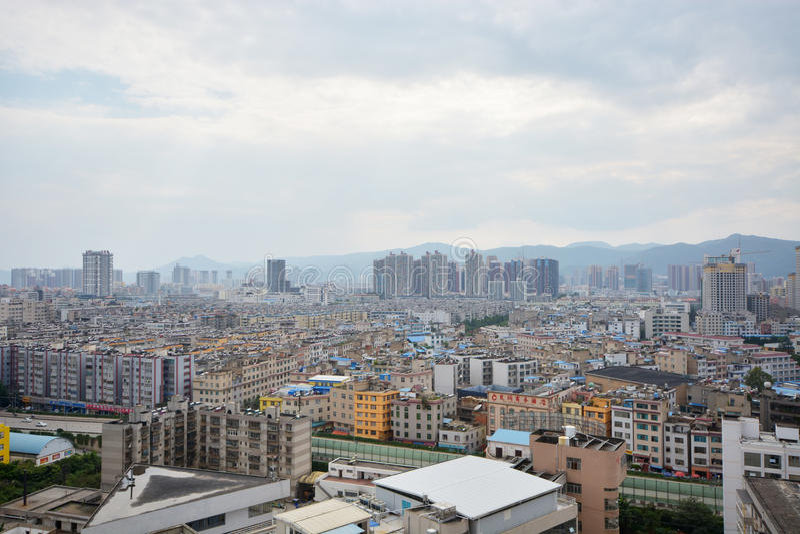 Kunming céntrico, imagen de archivo