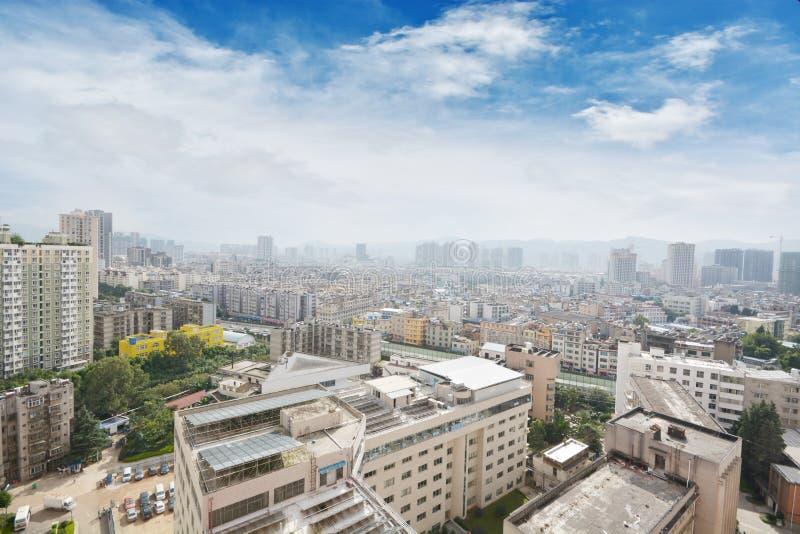 Kunming céntrico, foto de archivo