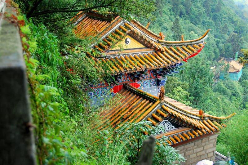 Kunming, China: Templo de Jin Dian fotografía de archivo