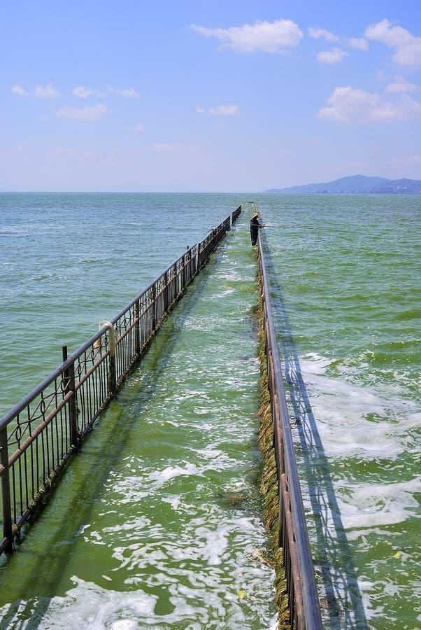 kunming jezioro zdjęcia royalty free