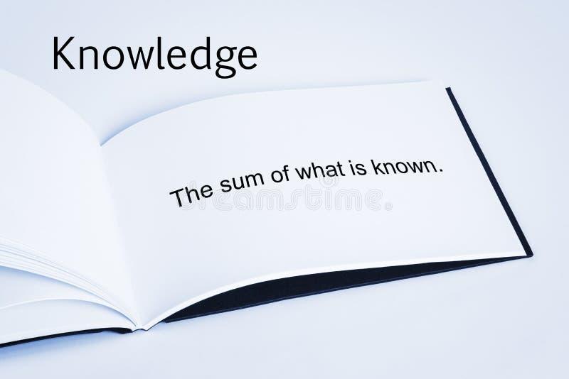 Kunskapsbegreppsdefinition fotografering för bildbyråer