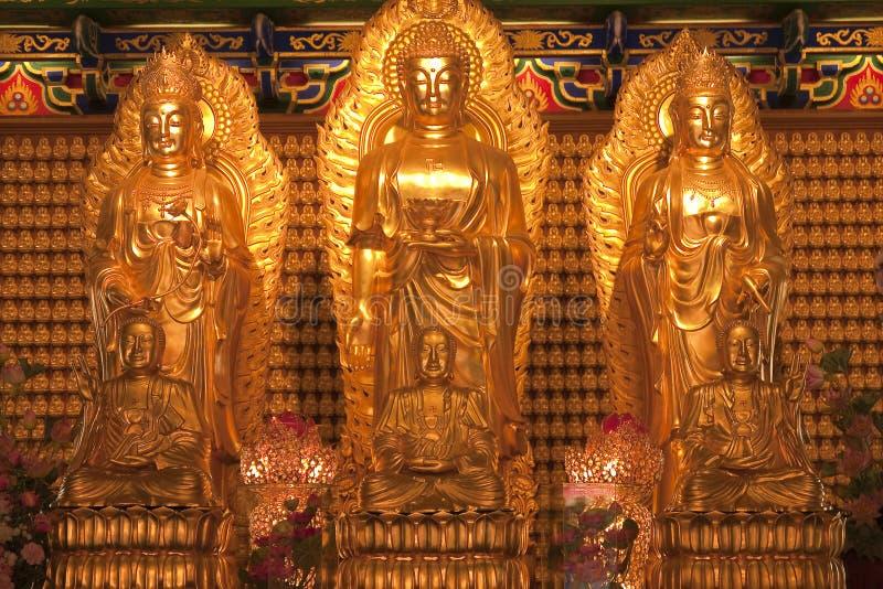 Kunst in der chinesischen Art des Tempels in Thailand stockfoto