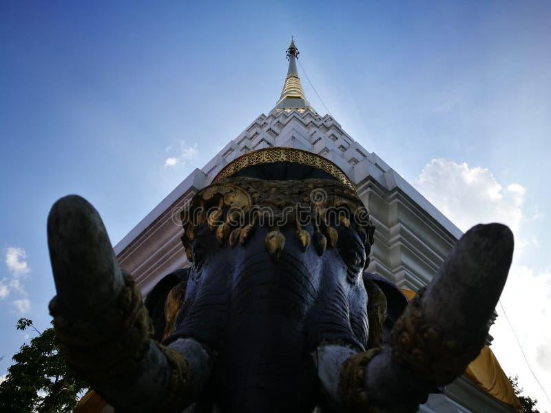 Kunst des Elefanten lizenzfreie stockbilder