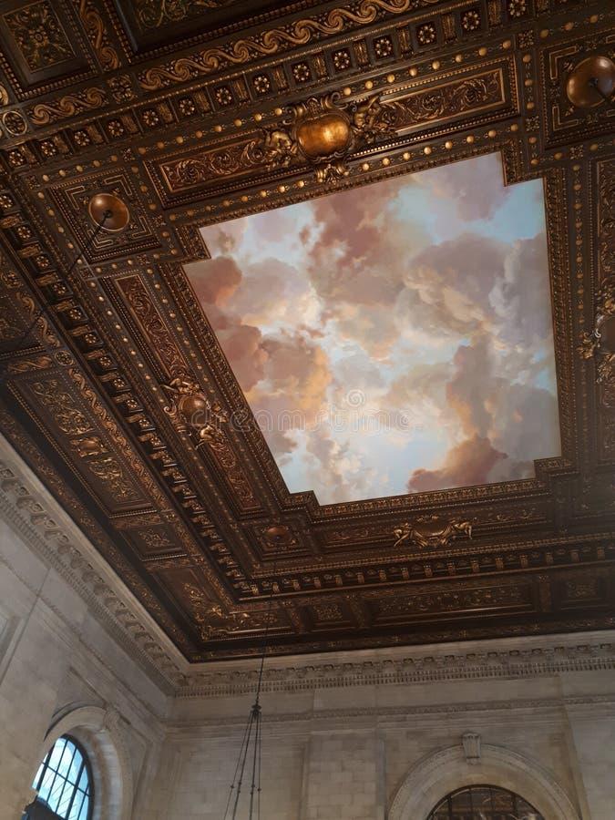 Kunst op onverwachte plaatsen royalty-vrije stock fotografie