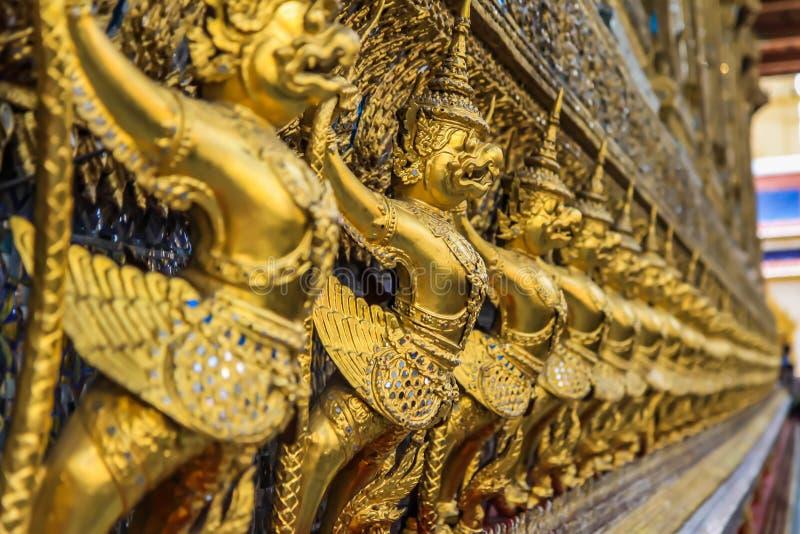 Kunst van tempel royalty-vrije stock foto