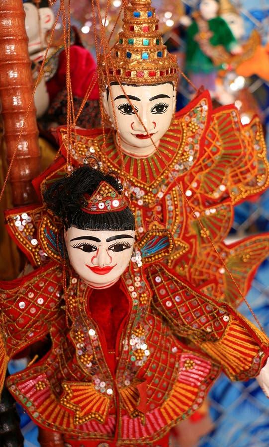 Kunst van Thailand stock foto