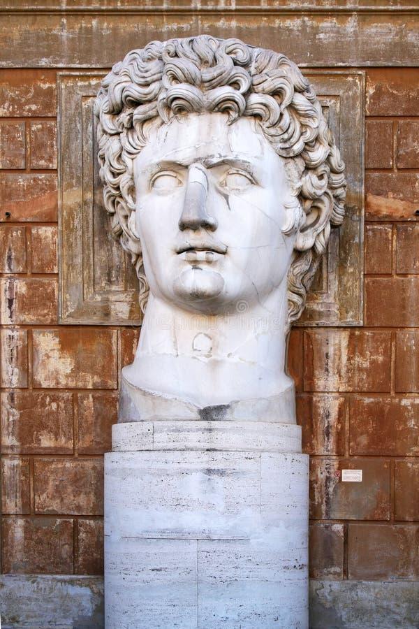 Kunst von Italien in Vatican lizenzfreie stockfotos