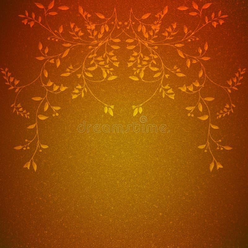 Kunstbloemen met bladeren stock afbeeldingen