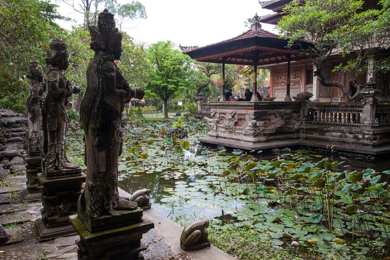 Kunstcentrum van denpasar royalty-vrije stock fotografie