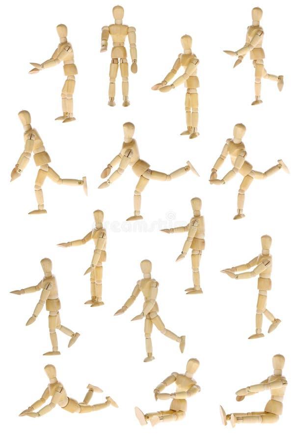 Kunstenaar Mannequin Model stock foto