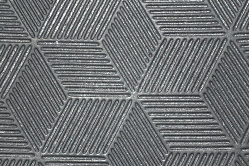 Kunstfasergewebebeschaffenheitsnahaufnahme Graues Kontrastdiamantmuster lizenzfreie stockbilder