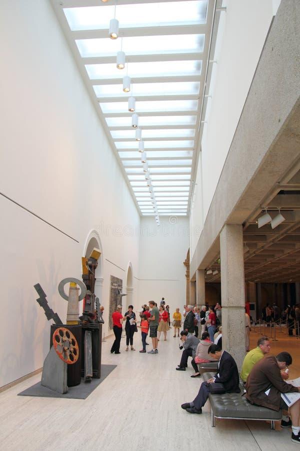 Kunstgalerie Redaktionelles Stockbild