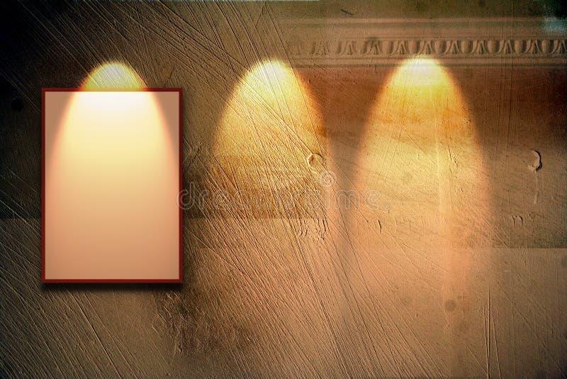 Download Kunstgalerie stockfoto. Bild von anstriche, künstler, ziegelstein - 9094302