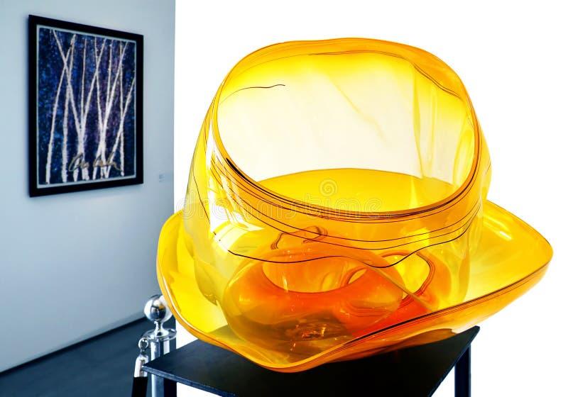 Kunstglas lizenzfreies stockfoto