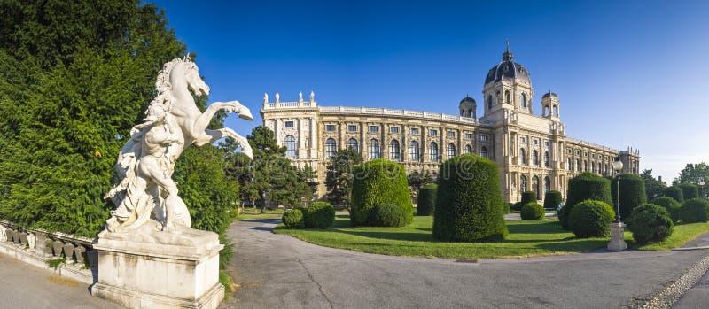 Kunsthistorisches Museum Vienna royalty free stock photography