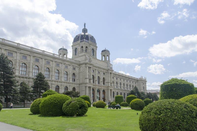 kunsthistorisches muzeum Vienna obrazy stock