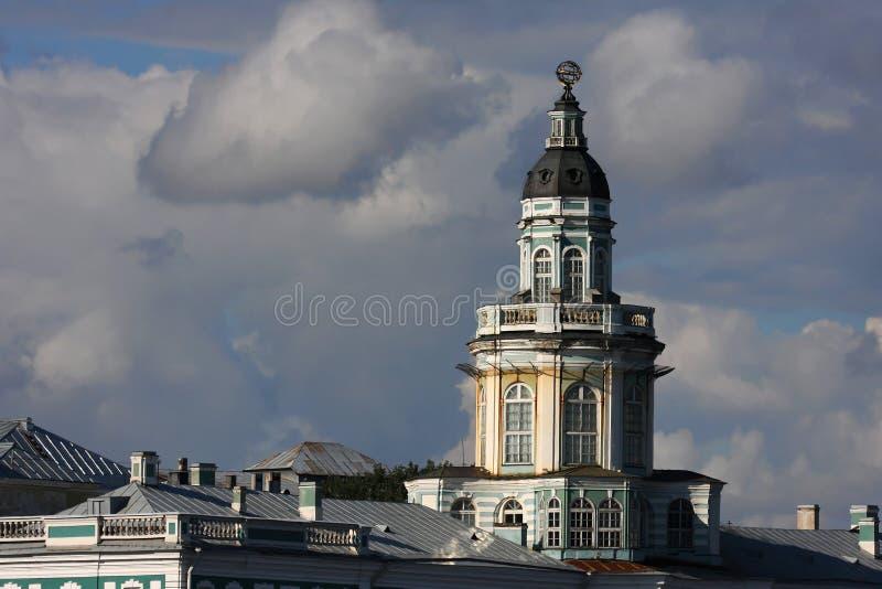 Download Kunstkamera stock photo. Image of landmark, building - 26597888