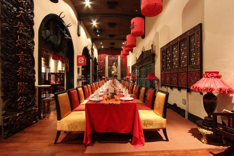 Kunstkring Paleis in Menteng - Centraal Djakarta royalty-vrije stock foto's