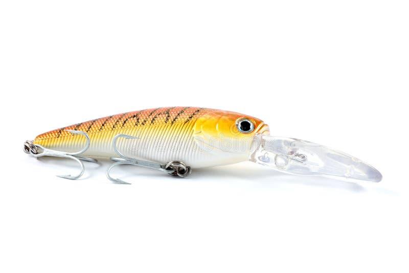 Kunstmatig aas voor visserij royalty-vrije stock afbeelding