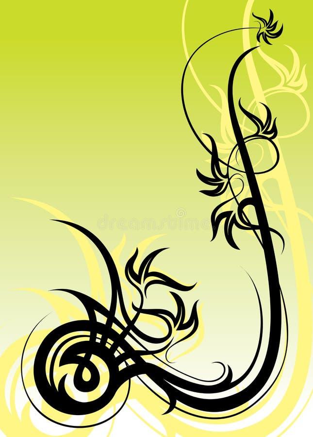Kunstwerk royalty-vrije illustratie