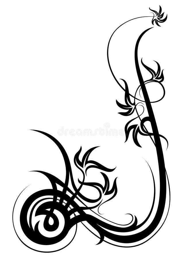 Kunstwerk vector illustratie