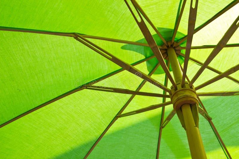 Kupa av green. royaltyfria foton