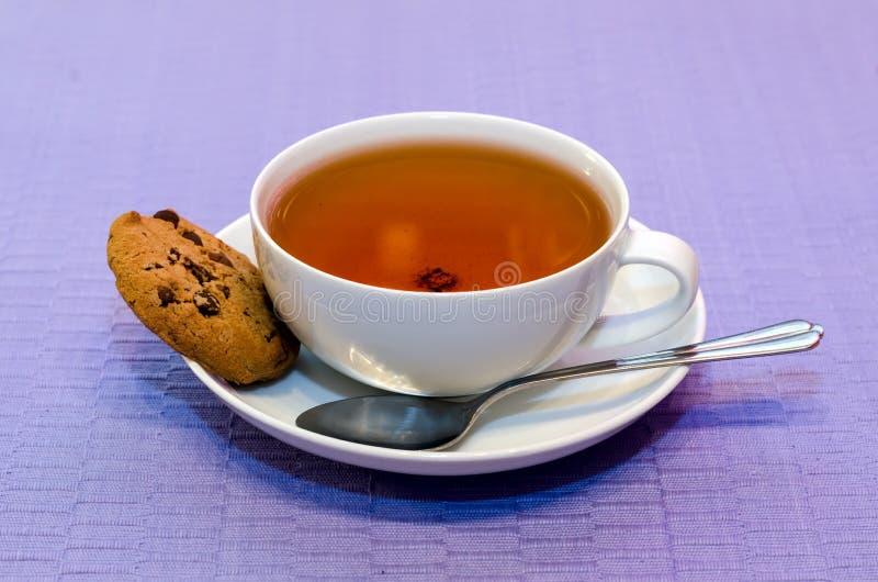 Kupa av tea. arkivbilder