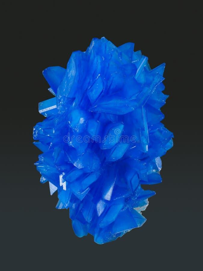 Kupfernes Sulfat 1 stockbild