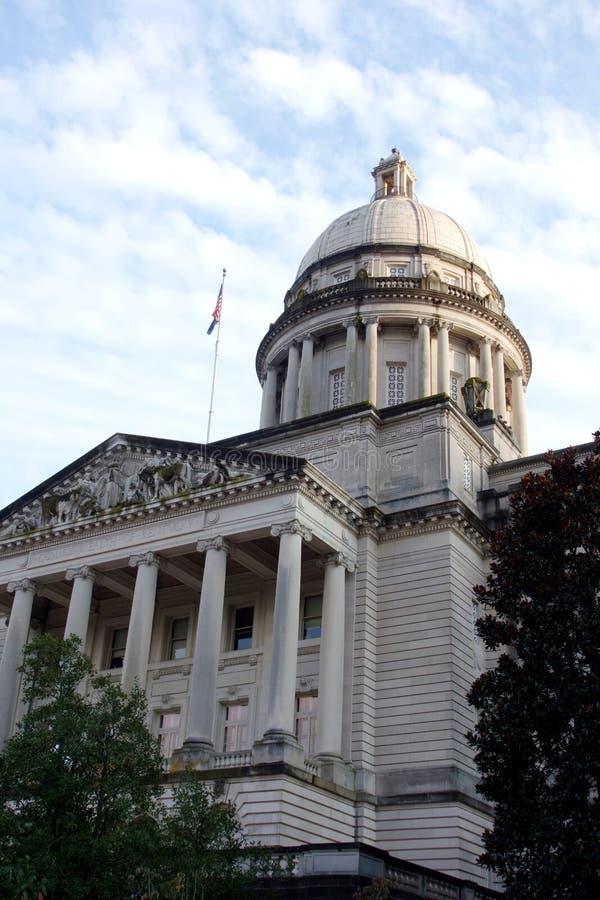 Kupol för Kentucky statKapitolium royaltyfri fotografi