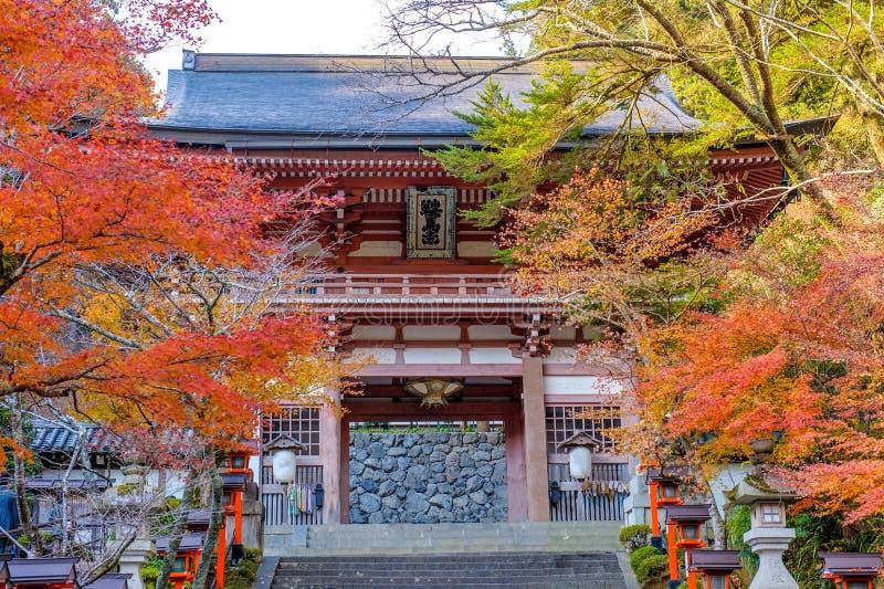 Kurama-dera foto de stock