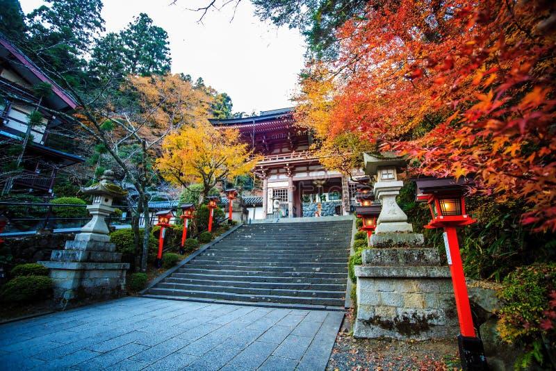 Kurama-dera royalty free stock photography