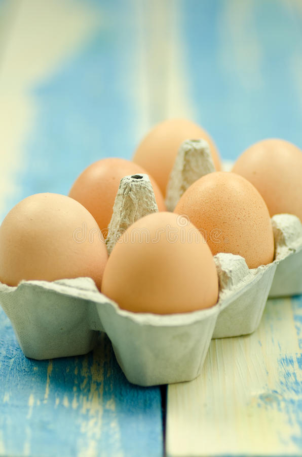 kurczaków jajka zdjęcia stock