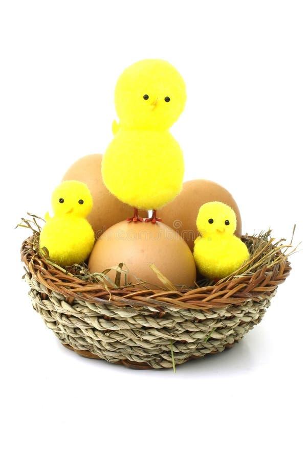 Download Kurczak Easter obraz stock. Obraz złożonej z hatchback - 13325949