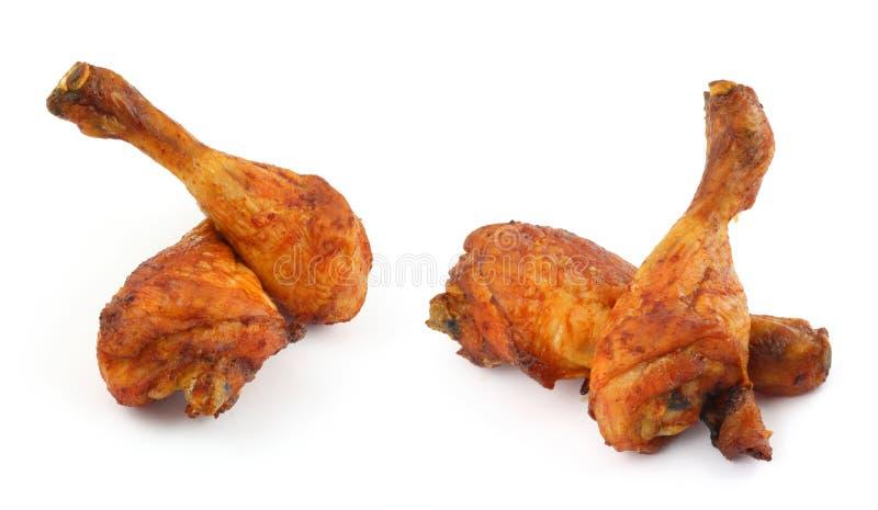 kurczak nogi zdjęcie stock