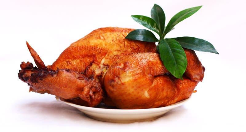 kurczak pieczeń zdjęcie royalty free