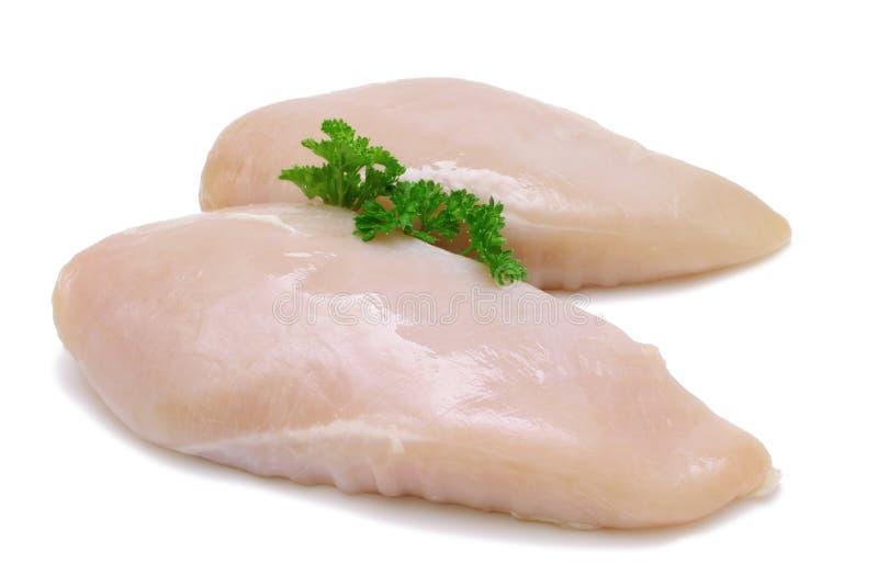 kurczak surowy obrazy royalty free