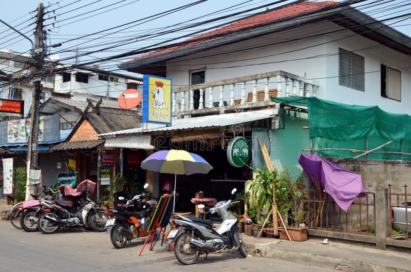 Kurczaka bar zdjęcie royalty free