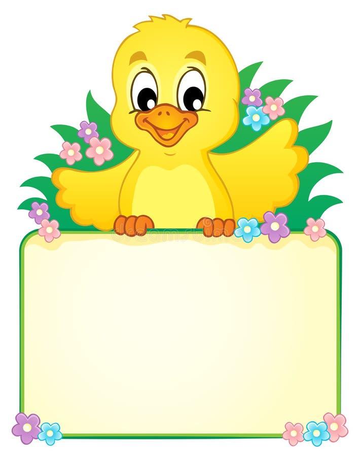 Kurczaka tematu wizerunek   ilustracji