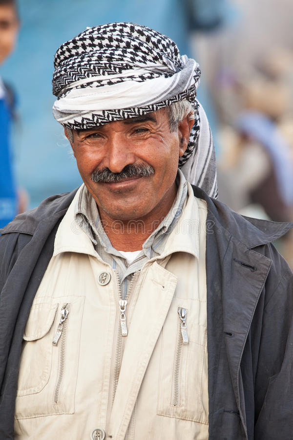 Free Kurdish Man With Traditional Clothes Smiling To The Camera Stock Photo - 63054610