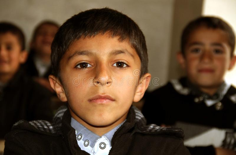 Kurdish student royalty free stock photography