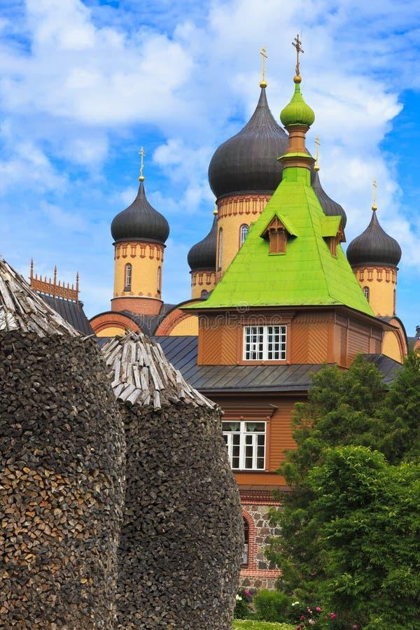 KUREMAE, IDA-VIRUMAA okręg administracyjny, ESTONIA obrazy royalty free