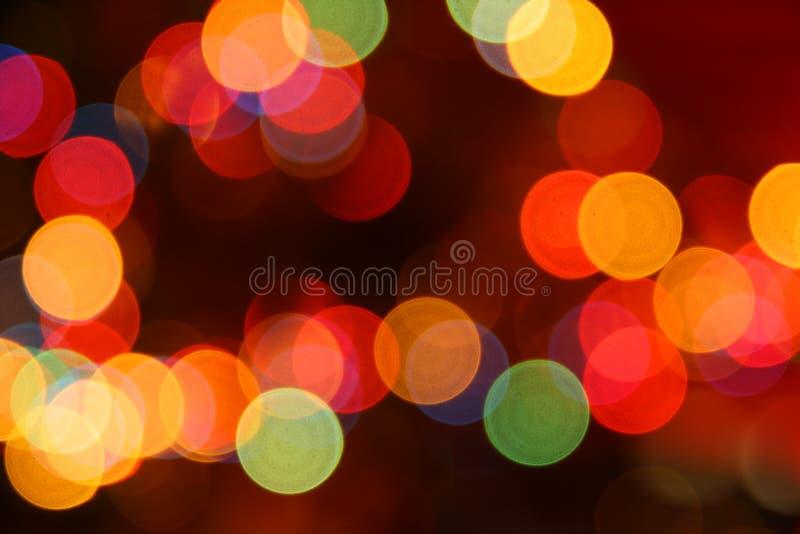 kurend światła barwioni obrazy stock